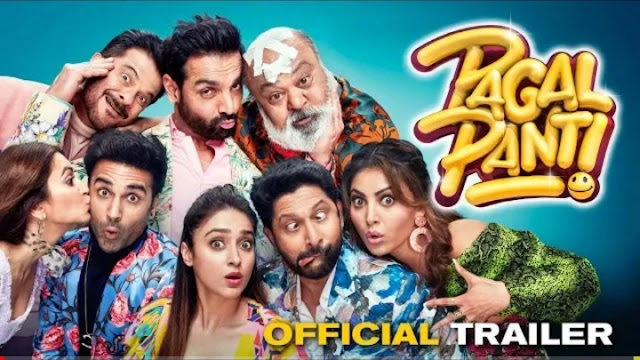 Pagalpanti Full Movie Download Leaked By HungamaMovie.xyz