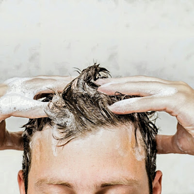 How to wash your hair and scalp with shampoo