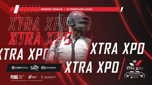Para Peserta Grand Final PUBG Mobile Pada CIMB Xtra Xpo Koneksi Internet Kali ini Lambat