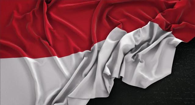 gambar bendera merah putih indonesia