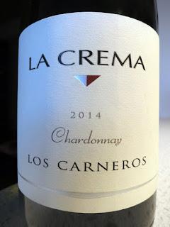 La Crema Los Carneros Chardonnay 2014 - Los Carneros, California, USA (92 pts)