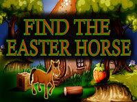 Top10NewGames - Top10 Find The Easter Horse