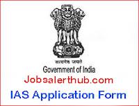 IAS Application Form
