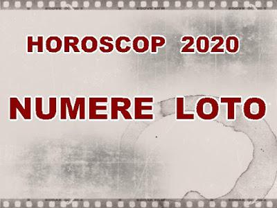 rac horoscop 2020 loto numere norocoase