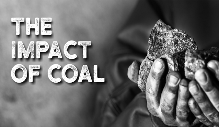 The Impact of Coal #infographic