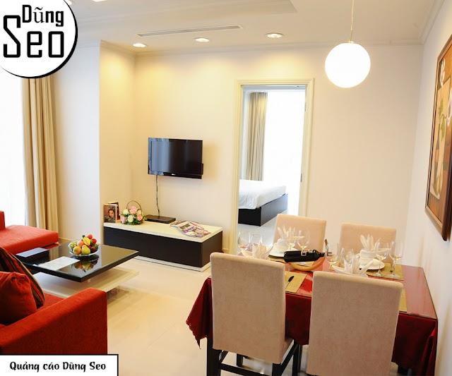 Cho thuê căn hộ chung cư WMC TOWER - Mayfair Suites 2PN - 68m2 - Nhiều ánh sáng