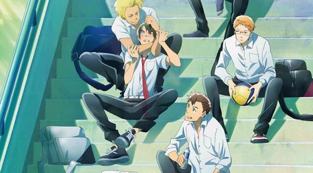 Aniplus Asia akan Menyiarkan Anime 2.43: Seiin Koukou Danshi Volley-bu