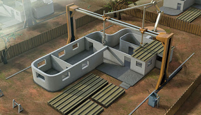 3D Construction in low cost housing