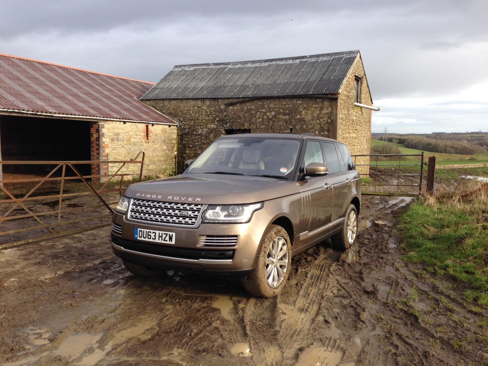 Speedmonkey 2014 Range Rover Vogue SE SDV8 Review