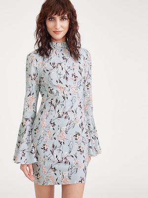 dress-vestito-celeste-floreale