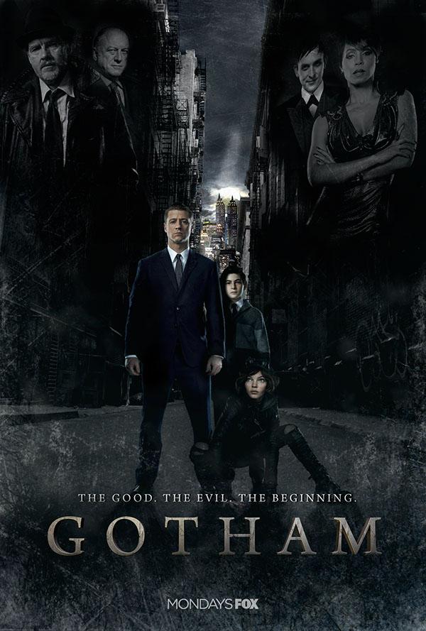 Gotham Season 1 อัศวินรัตติกาลเปิดตำนานเมืองค้างคาว [HD][พากย์ไทย]