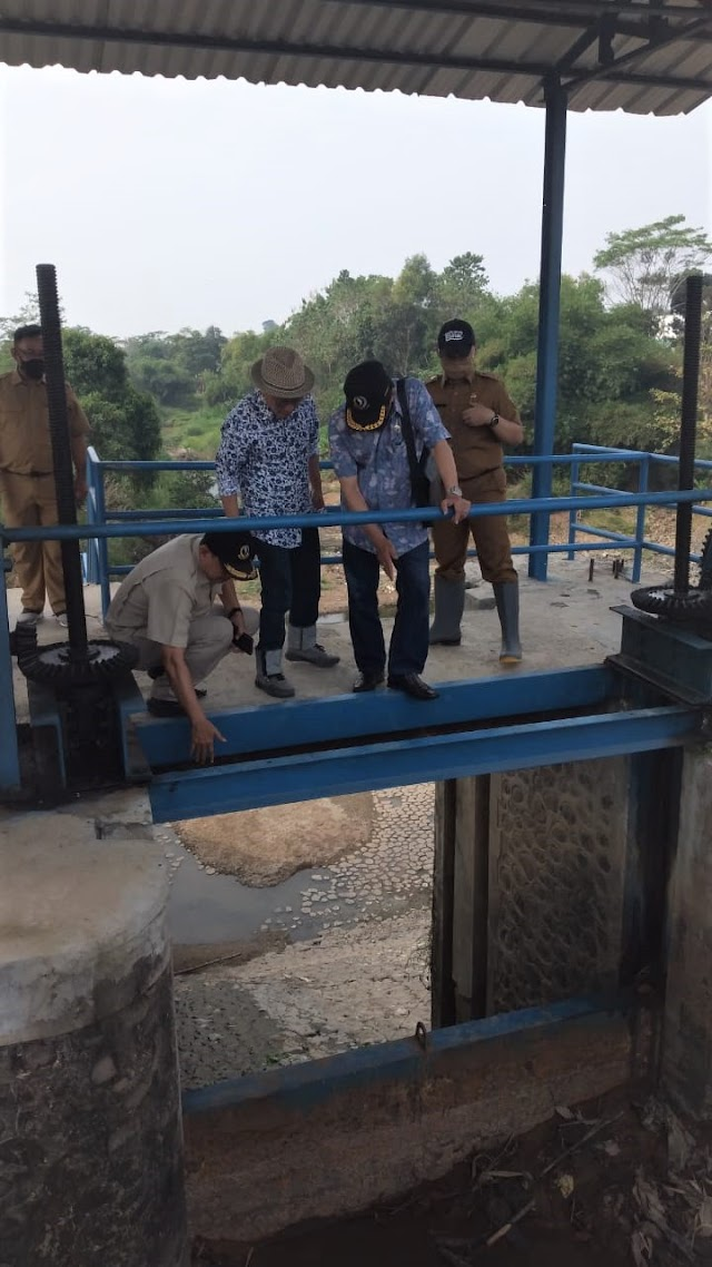 Komisi IV DPRD Jabar Minta Pemerintah Serius Perhatikan Bendung Pundong- Purwakarta