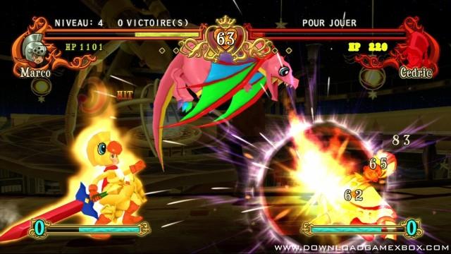 Battle Fantasia [PAL][NTSC-U][NTSC-J][ISO] - Download Game