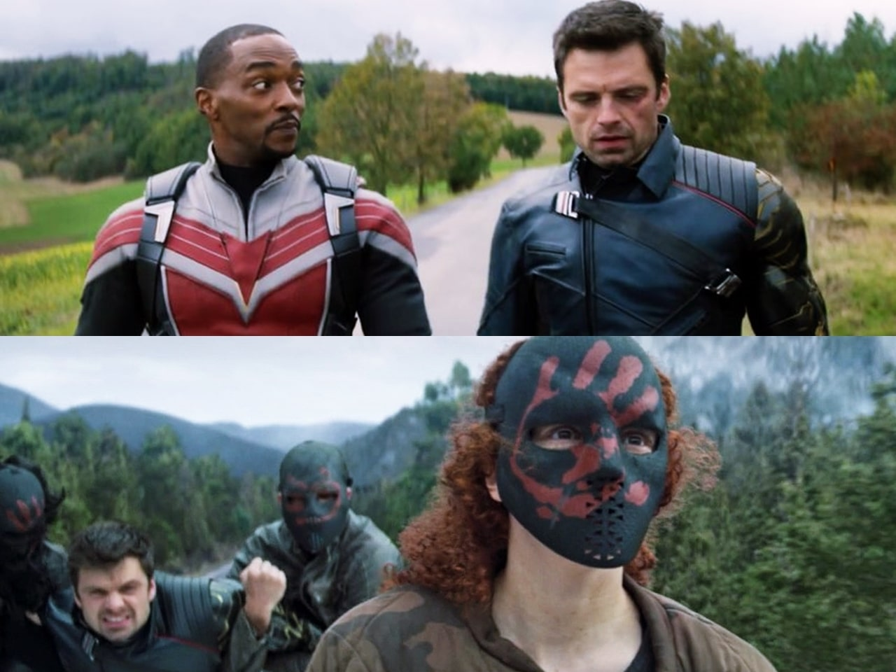 Sinopsis Penuh Siri The Falcon and the Winter Soldier (2021)