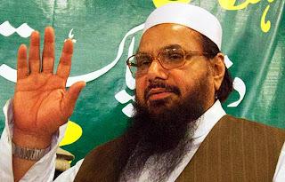 Hafiz Saeed Palm Image Palmistry