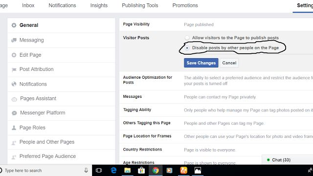 STep%2B6 - Secret Guide: How to Stop Visitor Posts on Facebook Business Page
