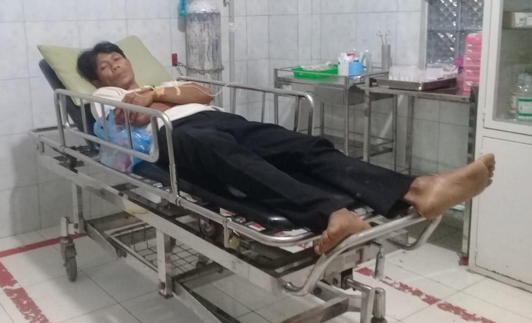 Mesuji Berdarah Lagi, Dua Pekerja PT BSMI Luka Bacok & Tembak
