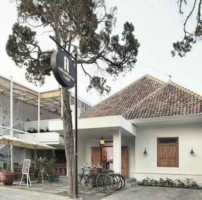 Ingin Mencari suasana yang berbeda dengan staycation di Adhisthana Hotel Jogja