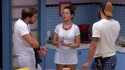 BBB21: Brothers planejam conversar com Fiuk sobre a Xepa, e Juliette afirma: 'Se vier a treta, aceita'