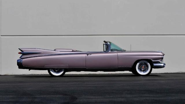 1950s American classic car