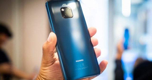 هاتف Huawei Mate 20 Pro يبدأ بتلقي تحديث Android 10