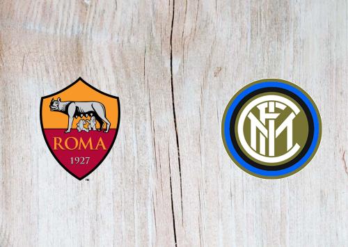 Roma vs Internazionale -Highlights 10 January 2021