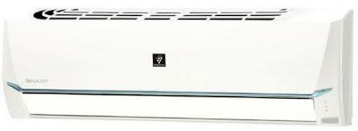 Daftar Harga AC Merk Sharp Ukuran 3/4 PK Terbaru