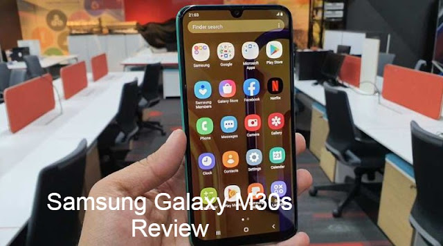 Latest Electronic Product Review Of Samsung Phone Galaxy M30s