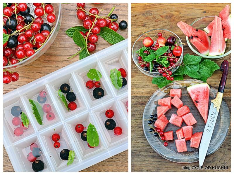 kostki lodu, kostki lodu z owocami, owocowe kostki lodu, lod do drinkow, sezonowe przepisy, lipiec, lipiec wkuchni, warzywa sezonowe lipiec, lipiec owoce sezonowe lipiec, lipiec warzywa sezonwe, sezonowa kuchnia, sezonowosc, zycie od kuchni, lipiec zestawienie przepisow