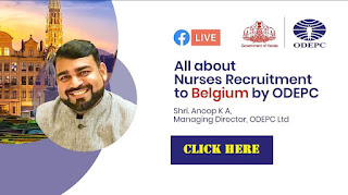 ODEPC BELGIUM RECRUITMENT EVERYTHING NEED TO KNOW  - LIVE VIDEO