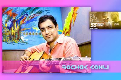 Dil Tod Ke Song Lyrics and Karaoke by B Praak music Rochak Kohli