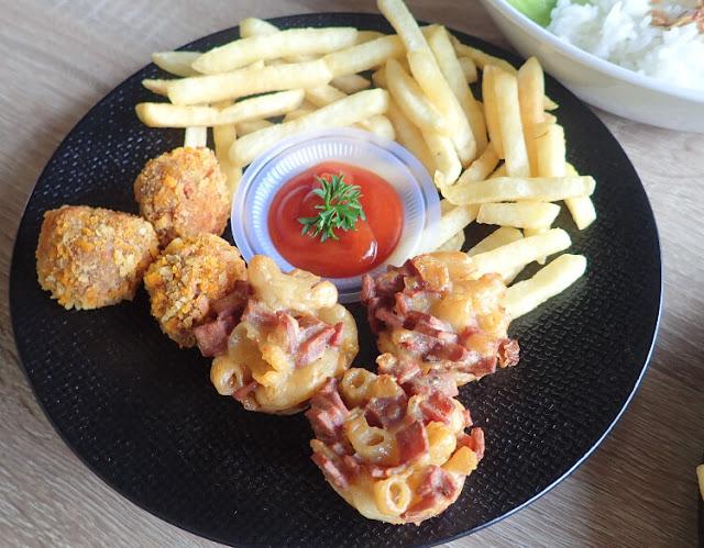 mix beef platter, makan enak di bintaro