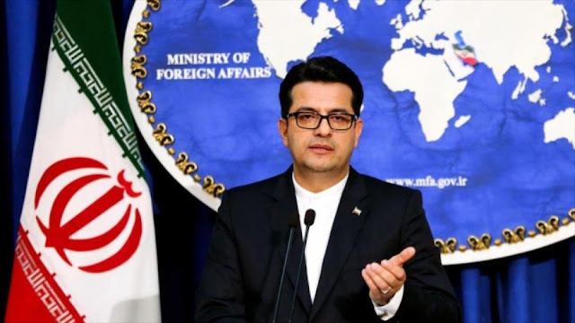 """Irán llama al mundo a contrarrestar la """"traición del siglo"""" de Trump"""