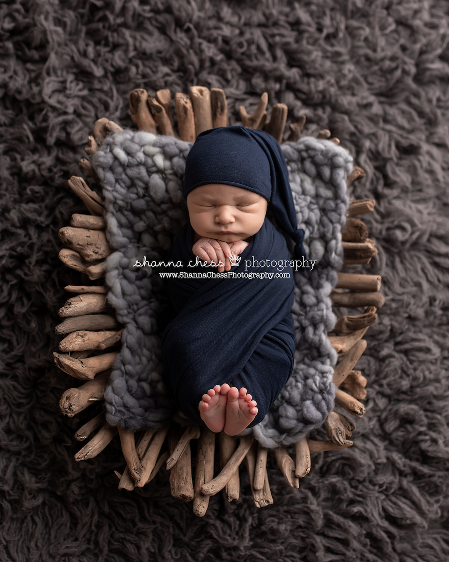 Eugene Oregon new baby photographer
