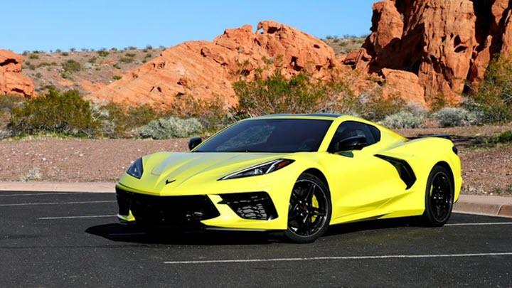 Chevrolet Corvette 2021 sẽ có giá dưới 60.000 USD