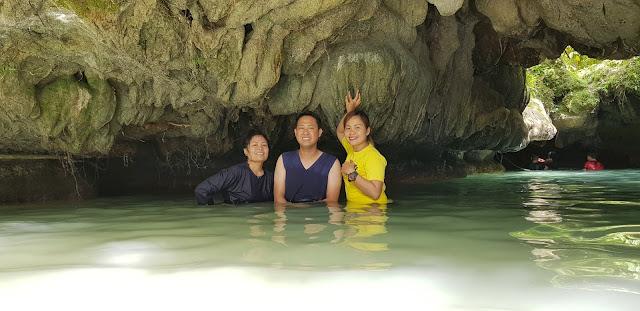 underground river colombio