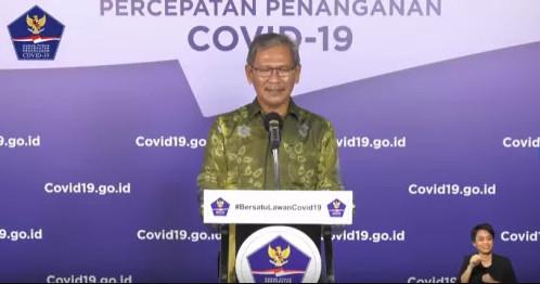 Hingga 1 Juni 2020, Sudah Mencapai 232.113 Orang Dites Covid-19 di Indonesia