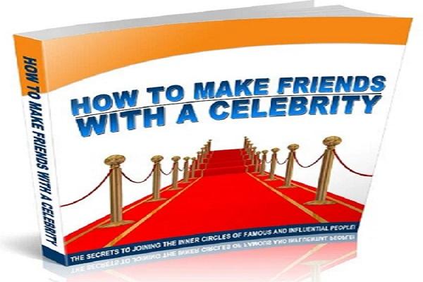 #كتاب_كيفية_تكوين_صداقات_مع_المشاهير How_To_Make_Friends_With_A_Celebrity#