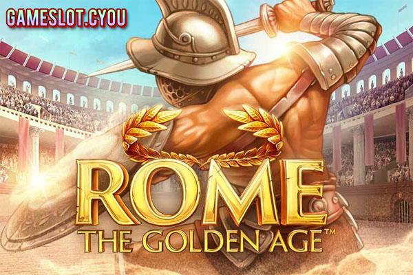 Rome The Golden Age - Game Slot Terbaik NetEnt