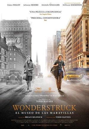 Poster Wonderstruck 2017