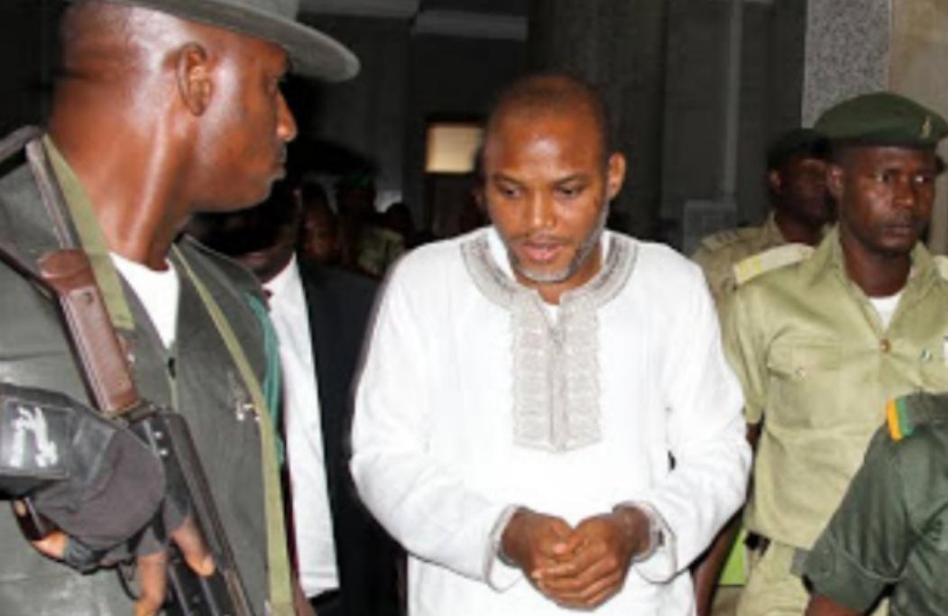 Yanzu-Yanzu: An kama Nnamdi Kanu shugaban IPOB, an dawo da shi Nigeria