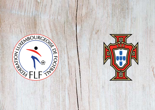 Luxembourg vs Portugal -Highlights 17 November 2019