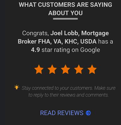Joel Lobb, Mortgage Broker FHA, VA, KHC, USDA