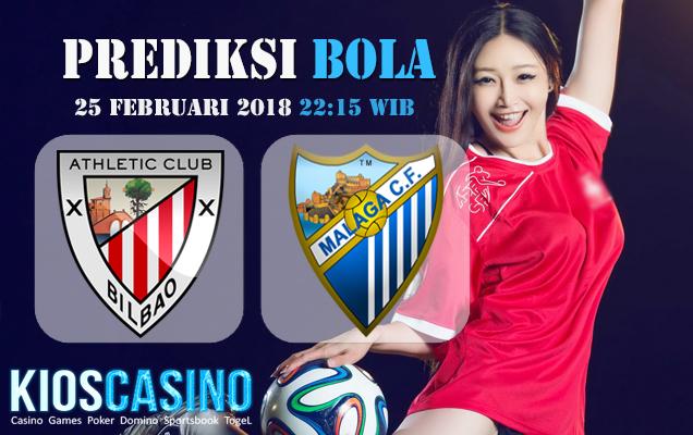 Prediksi Skor Ath. Bilbao vs Malaga 25 Februari 201