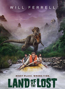 Poster Of Land of the Lost (2009) Full Movie Hindi Dubbed Free Download Watch Online At worldfree4u.com