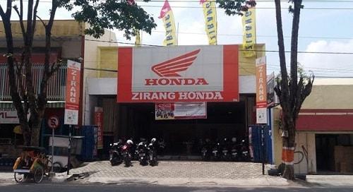 Dealer Zirang Honda Purwodadi