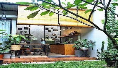 Ruang Makan Super Minimalis