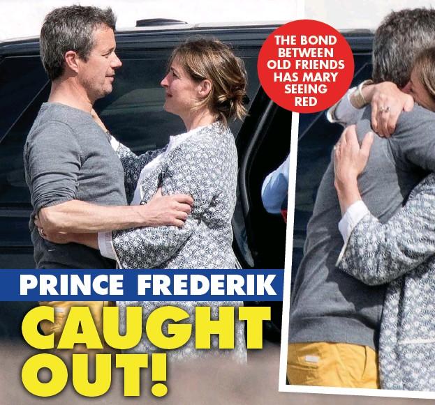 Księżna Mary zawiedziona romansem męża!! + konflikt rodzinny - artykuł