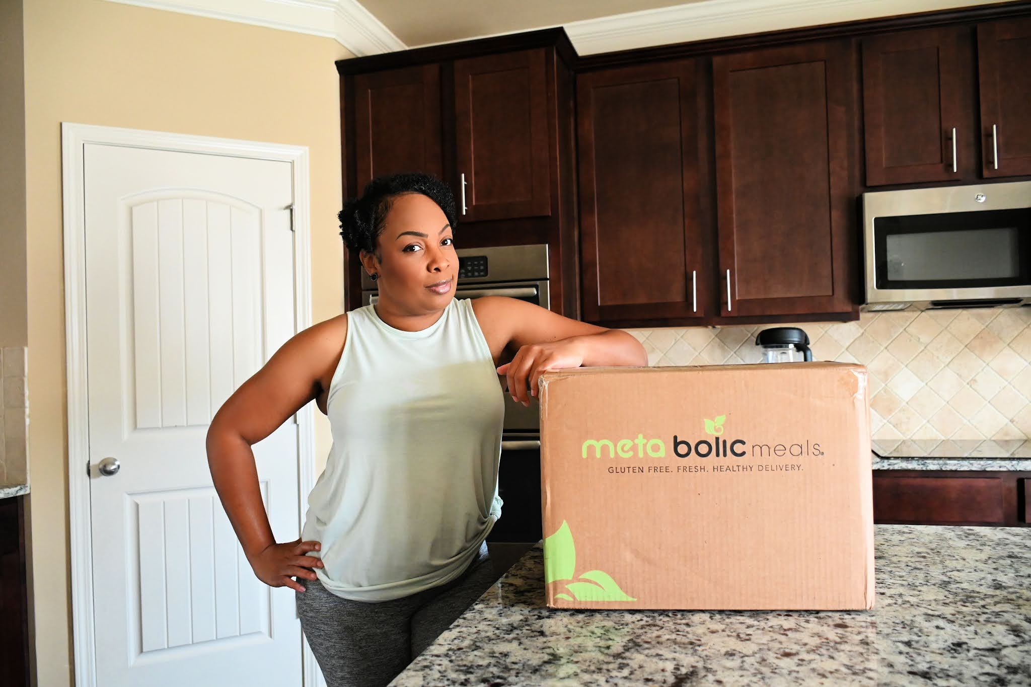 Helping me Stick to my Healthy Eating Plan: Metabolic Meals Review
