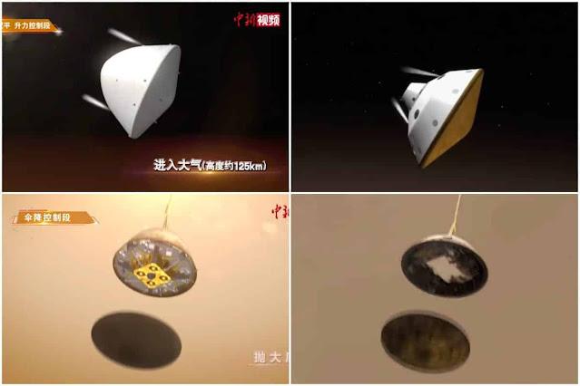 rung Quốc bị phát hiện sao chép clip hoạt hình Mars Rover